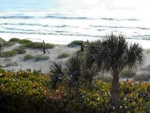 The Cocoa Beach Sand Reclamation Project of April 2014