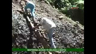 GIS Dominica: Restoring Access between Delices and Boetica