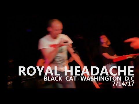 Royal Headache (Interview with Shogun)