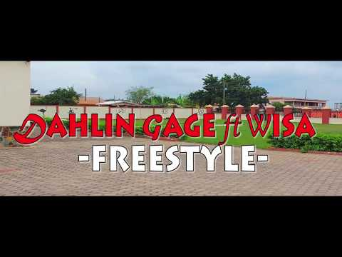 DAHLIN GAGE FT WISA-FREESTYLE OFFICIAL DANCE VIDEO BY ASA FIE