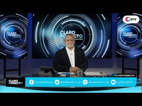 Fuerza Popular en el Titánic | Claro y Directo con Augusto Álvarez Rodrich