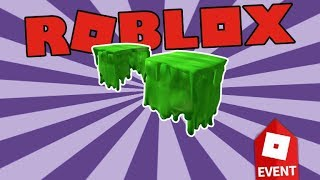 How to get the Slime Shoulder Pads - Roblox Nickelodeon Event