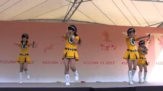 元気アイドル大集合と題し、新潟県出雲崎にたくさんのご当地アイドルが...