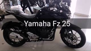 Yamaha FZ 25 review. pros & cons. real mileage , Top speed, Price. Check link thumbnail