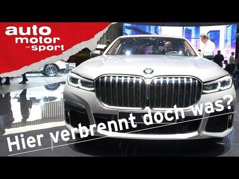 Der große Verbrenner-Rundgang - GENF 2019 I auto motor und sport