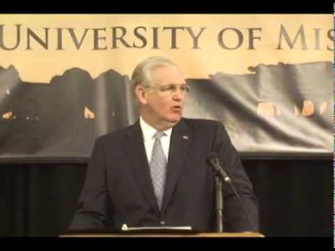 Missouri Beef Summit - Governor Jay Nixon