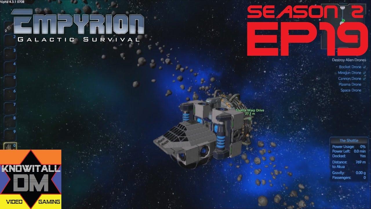 Empyrion: Galactic Survival Season 2 - Episode 19 - Warp ...