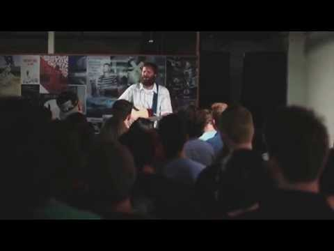 Paul Baribeau live at Deep Search Records