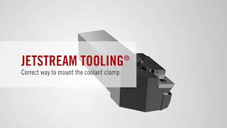 Learn the Correct Way To Mount The Coolant Clamp with Jetstream Tooling®   Seco Tools