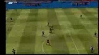 Winning Eleven : Pro Evolution Soccer 2008 Jap Trailer