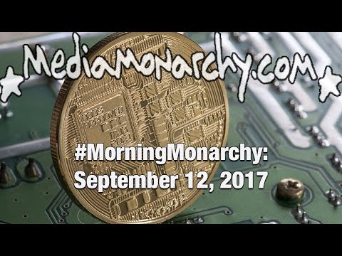 Enduring Octopus & Planted Computers on #MorningMonarchy: #September12, 2017