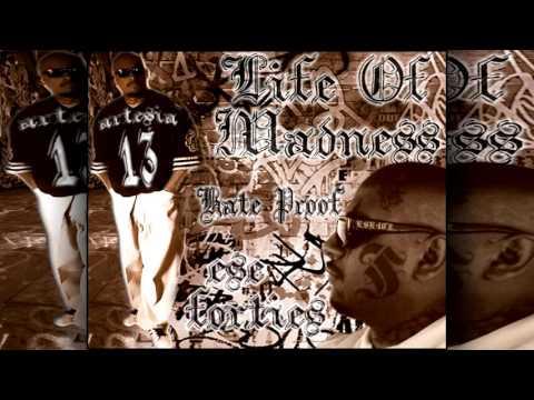 Ese 40'z - Life Of Madness (Album)