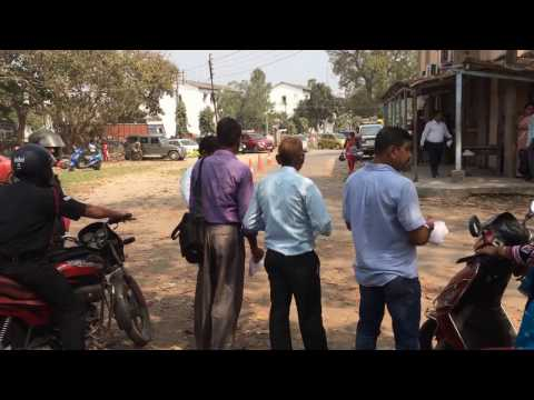 Barrackpore RTO two wheeler driving test Kolkata