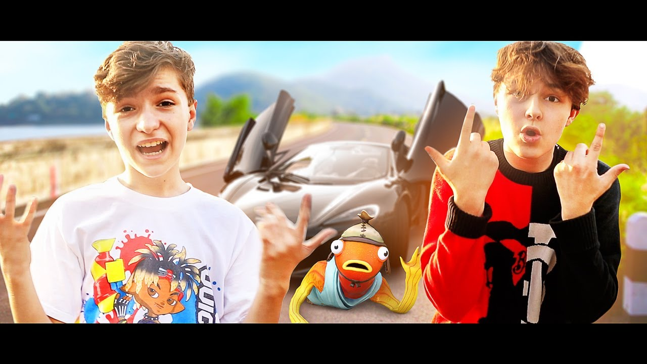 Fishy OFF Me - FaZe H1ghSky1 Ft. Grant The Goat - Tiko Diss (Official Music Video)