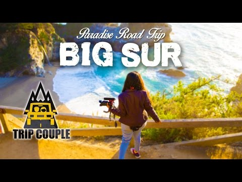 Big Sur - Paradise Road Trip   Day 4 of 6   Trip of the Year   Trip Couple   Malayalam Travel Vlog