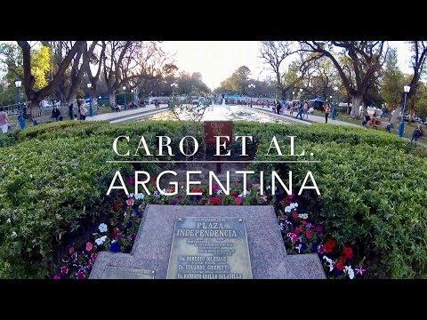 ARGENTINA STUDY ABROAD | VLOG #1