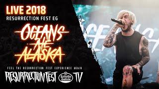Download Mp3 Oceans Ate Alaska - Live At Resurrection Fest Eg 2018  Full Show