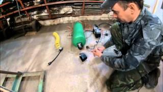 самодельная пневмосистема для внедорожника(, 2015-03-20T17:20:07.000Z)