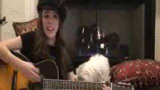 Bubbly - Colbie Caillat (Acoustic) - Tiffany Jo Allen Cover