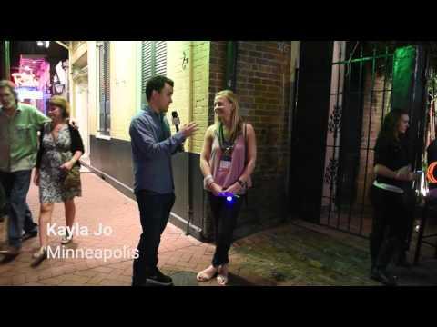 Talking Tech on Bourbon Street