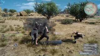 Final Fantasy XV PS4 - The aspiring artisan