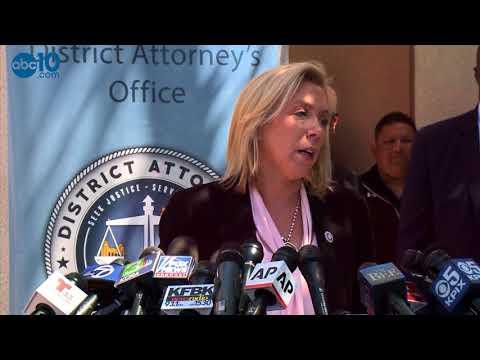 Law enforcement comment on the arrest of suspected 'East Area Rapist' and 'Golden State Killer'