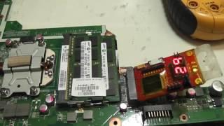 Ремонт HP G6-2XXXsr(er) G7-2XXXer (quanta R53) кз по USB Посткод B2h