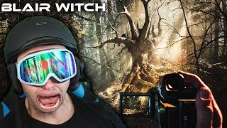 Blair Witch Game NEW (first time)