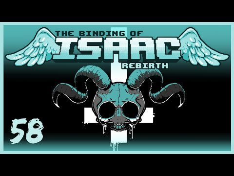 The Binding of Isaac: Rebirth - 58 - Head Meet Wall