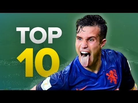 RVP's EPIC Header - Top 10 Memes! | Spain 1-5 Netherlands 2014 World Cup Brazil