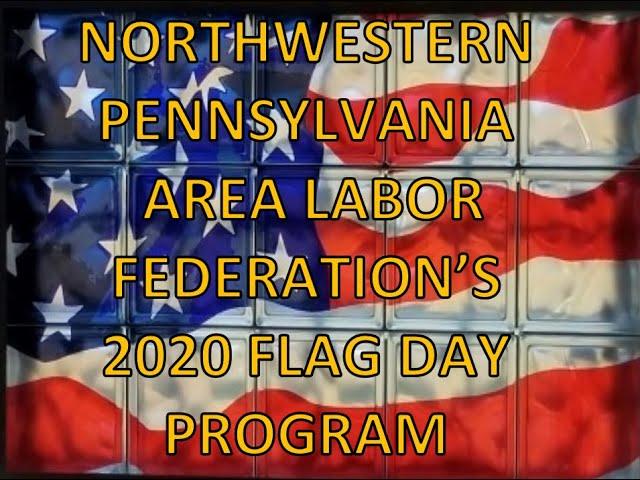 NWPA ALF 2020 Flag Day ZOOM Webinar