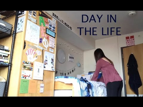 Day In the Life- Second Semester Freshman (Emerson College)