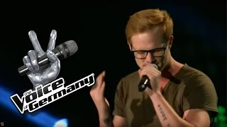 Wir Sind Groß - Mark Forster | Florian Pfitzner Cover | The Voice of Germany 2016 | Audition
