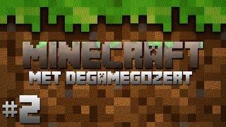 Minecraft Survival - KAP NOU IS MET DIE DEUR JONGENS!! - #2