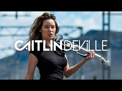 Don't You Worry Child (Swedish House Mafia) - Electric Violin Cover | Caitlin De Ville
