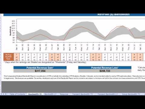 Bandwidth Report Tutorial Video