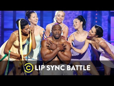 Lip Sync Battle - Terry Crews