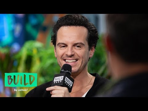 Andrew Scott Chats About The New Amazon Prime Series,