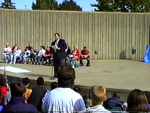 Springdale Elementary School National Blue Ribbon Parade and Ceremony (1994)
