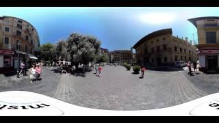 Plaza de cort (Palma de Mallorca) - Video 360 | Inisle