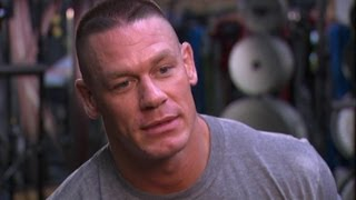 Take a look inside John Cena