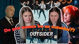 Triplets REACTS to 비투비 (BTOB) - 'Outsider' Official Music Vi…