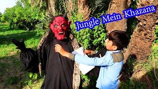 Jungle Mein Khazana Moral kahani ( New Shaitan Video)