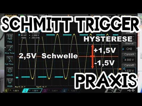 🤓 PRAXIS Schmitt Trigger 🎛   Let