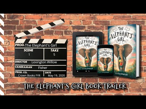 The Elephant's Girl--Now Available!