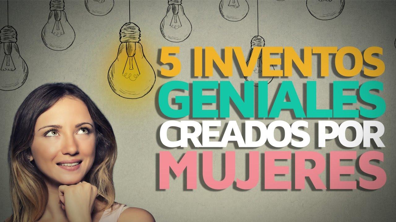 inventos realizados por mujeres