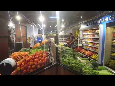 Fresh Produce Misting @ Big Mart Supermarket- Dubai
