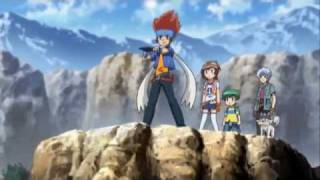 Beyblade Metal Masters: Episode 1  - Seeking the Legend.
