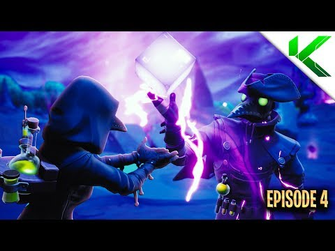 THE *TRUE* STORY ABOUT PLAGUE AND SCOURGE | A Fortnite Short Film