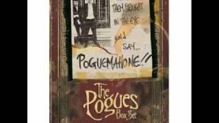 the pogues the star of the county down live at brixton academy